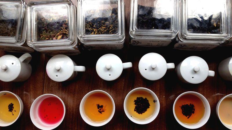 テアフラビンとカテキンの効果まとめ。コレステロールはお茶で対策!