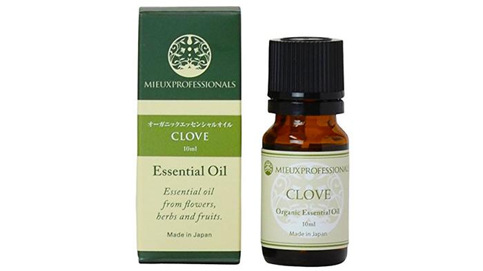 クローブオイル 丁字油