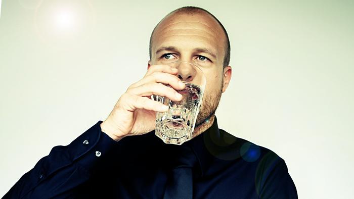 風邪 早く治す 水を飲む