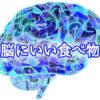 脳にいい食べ物・総まとめ!脳機能アップ・脳の病気予防のスーパーフード