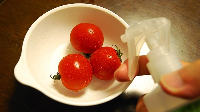 ミニトマト 残留農薬